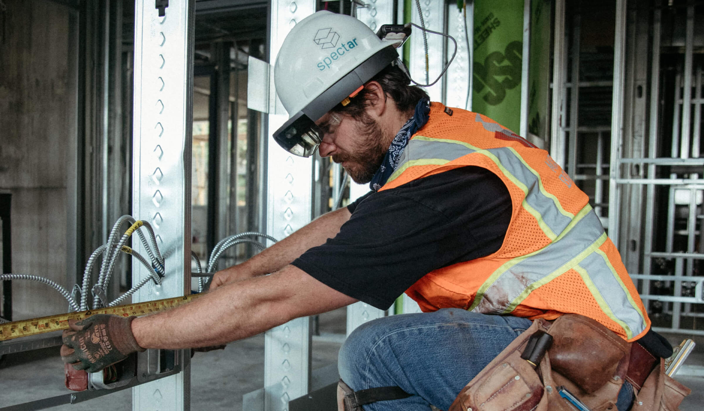 Surpassing the productivity frontier in construction with AR